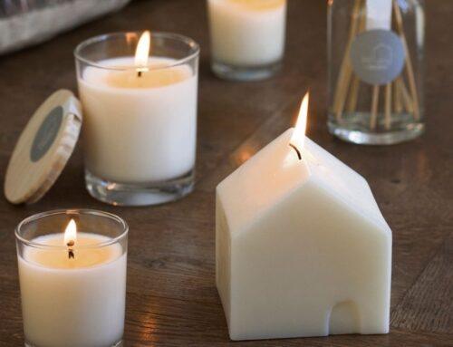 Return, una colección de velas veganas muy especial