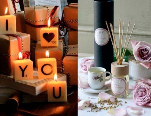 Celebra San Valentín a la luz de una vela de Cerabella