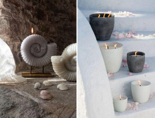 Cerabella et convida a viatjar aquest estiu a través de les seves espelmes